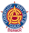 Graphic Artists Guild member logo